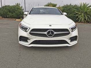 2019 Mercedes-Benz CLS 450 4MATIC Test Drive