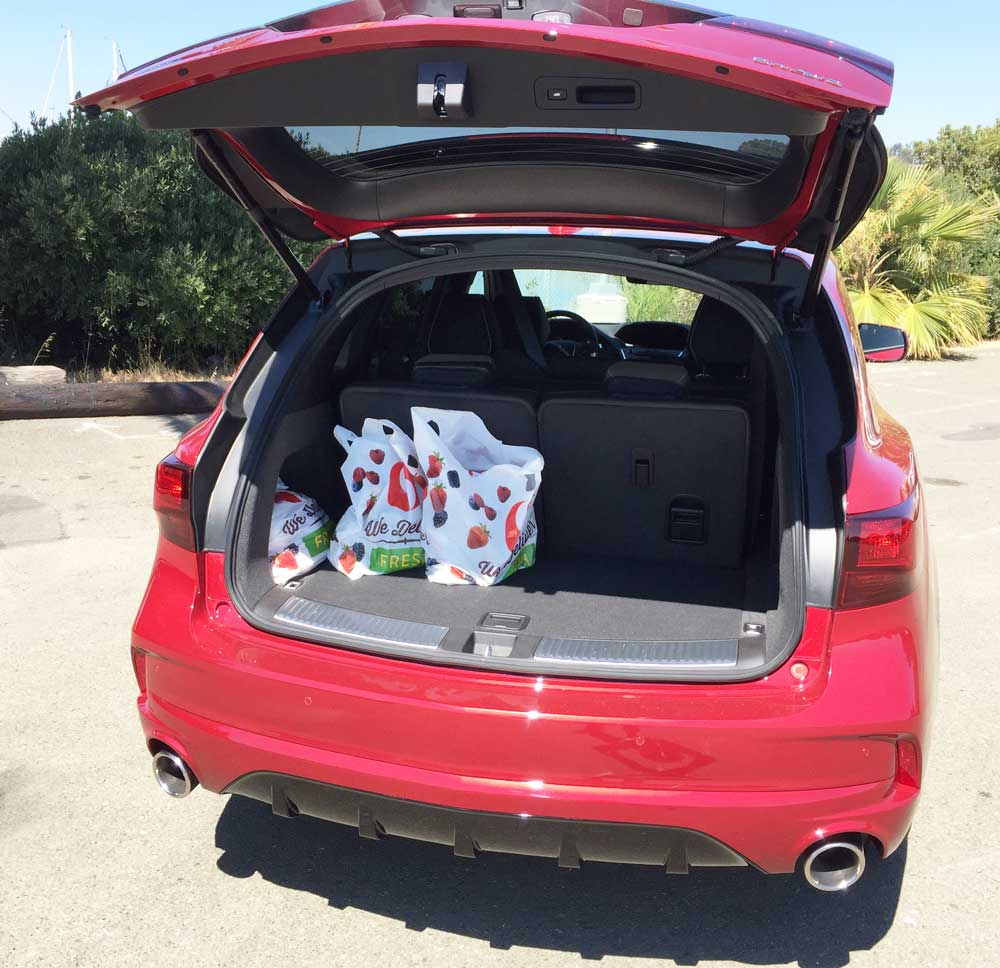 2019 Acura MDX A-Spec SH-AWD Test Drive