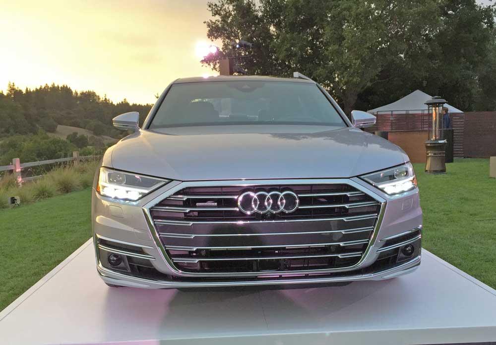 2019 Audi A8 L V6 Test Drive