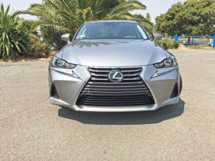2018 Lexus IS 350 Test Drive