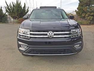 2018 Volkswagen Atlas V6 SEL 4MOTION Test Drive