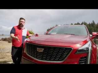 2019 Cadillac XT4 First Look