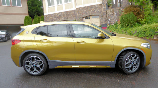 BMW X2 xDrive 28i Test Drive