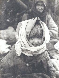 Η μιρκή Βέρα Κουργιάν. Όλοι της οι συγγενείς θανατώθηκαν σε στρατόπεδο συγκέντρωσης το 1944