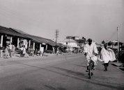 Accra, Ghana, Μάρτιος 1961. Στο δρόμο για μια συνάντηση του Λαϊκού κόμματος