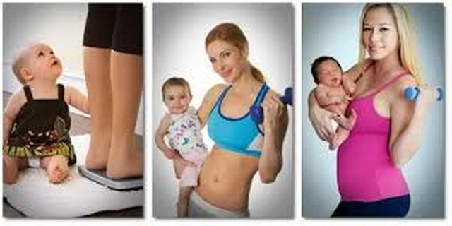 HOW TO LOSE WEIGHT AFTER PREGNANCY