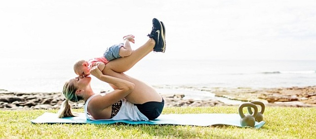 FITNESS FOR NEW MOTHERS