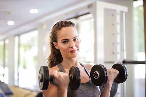 SOME MISCONCEPTIONS THAT KEEPS WOMEN FROM WEIGHT TRAINING