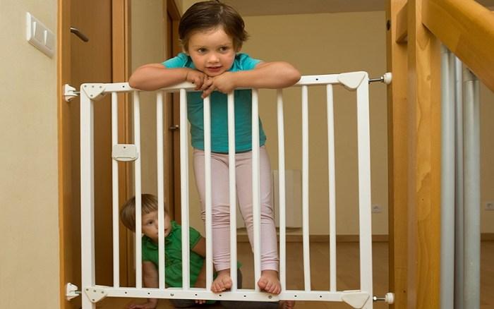 Where To Put Baby Gates