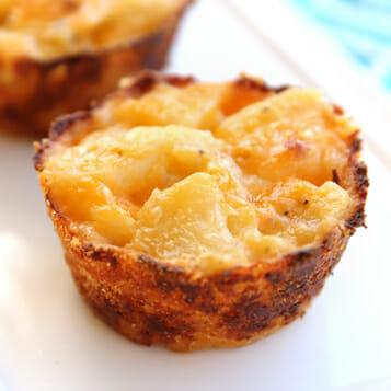 Crispy Cheesy Potato Cups  Our Best Bites