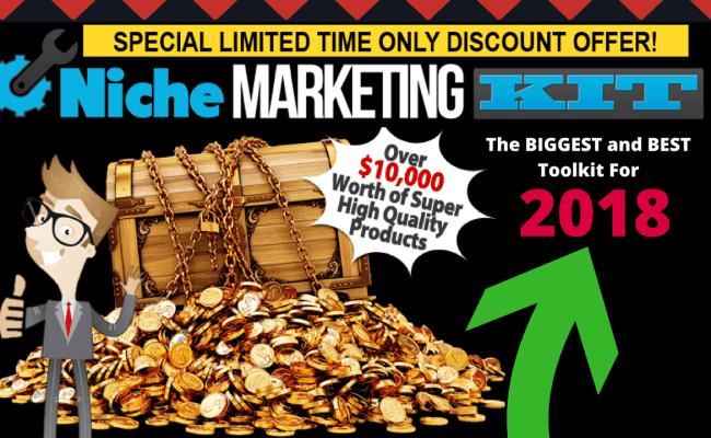 Niche Marketing Kit Review