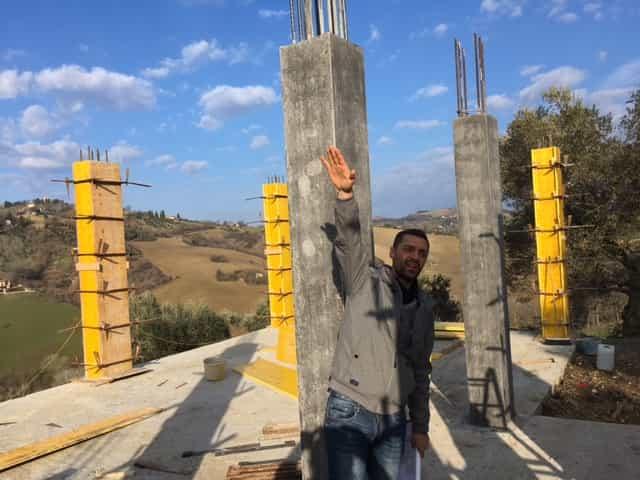 Geometra and Columns
