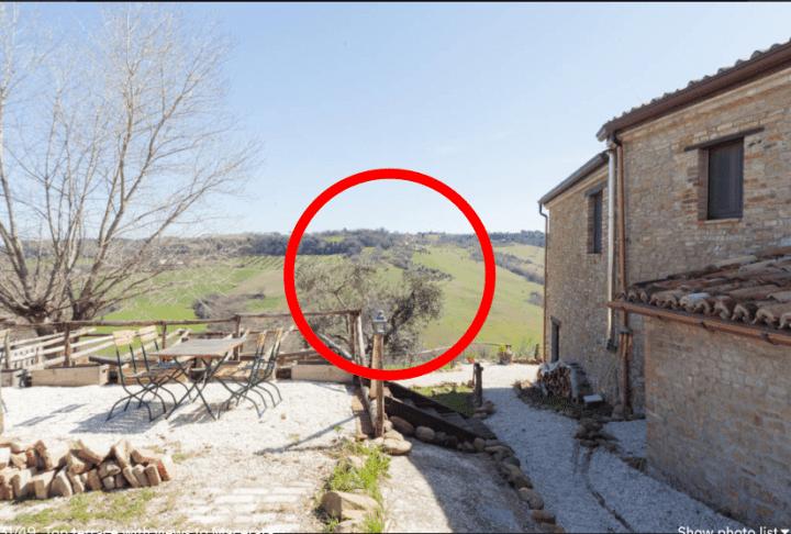 Casa Avventura from Le Foglie Ridenti