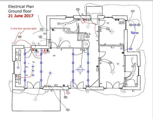 small resolution of electrical plan drawing image