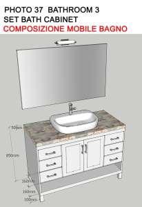 New Upstairs Bathroom Vanity