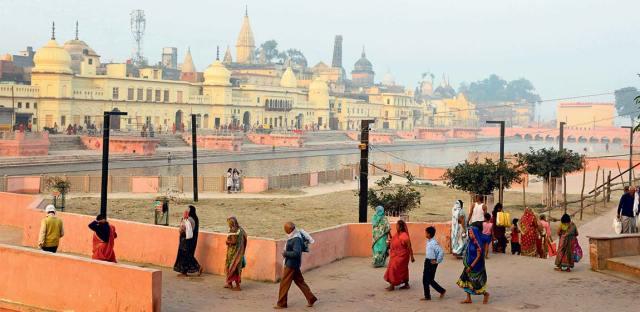 अयोध्या राम मन्दिरलाई, मस्जिदलाई वैकल्पिक स्थलमा जग्गा