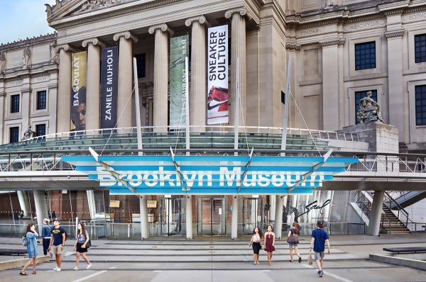 Brooklyn Museum Offered Staff Voluntary