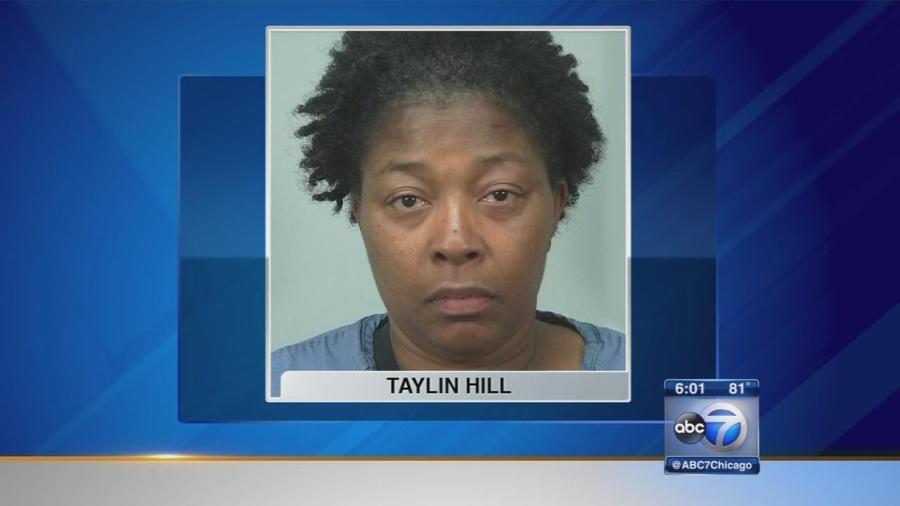 Erika Hill, Taylin Hill