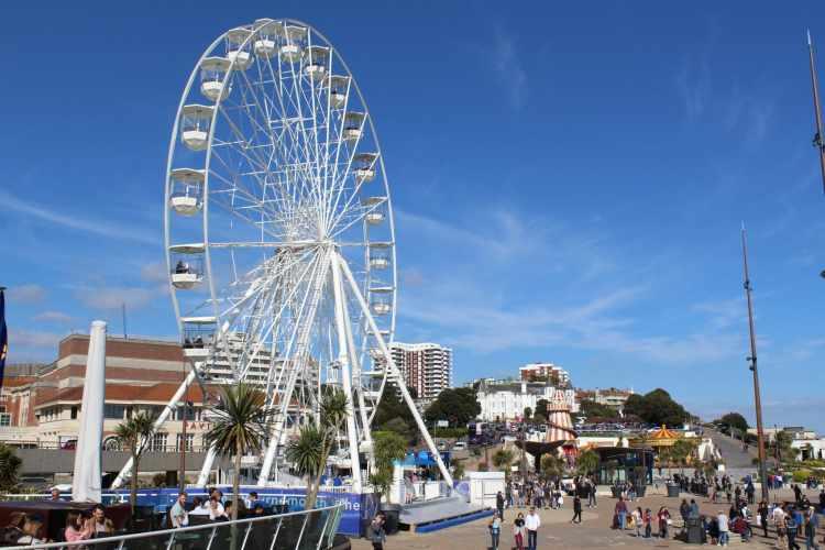 The Big Wheel, Bournemouth Beach