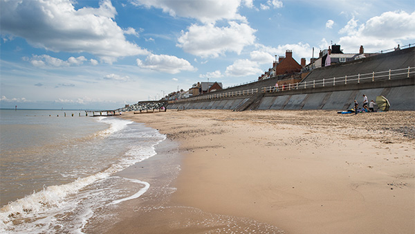 Withernsea Sands Park Resorts Holiday Park Beach Photo