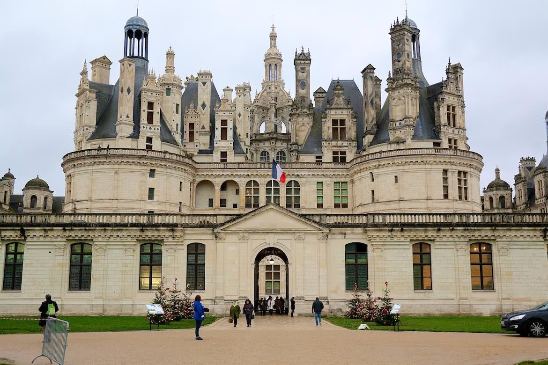 Chambord Chateau.