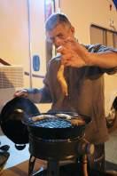 BBQ at Manta Rota.