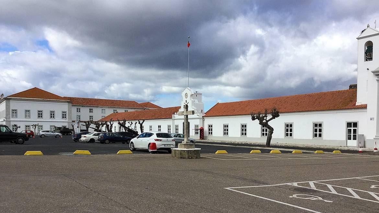 Venas Novas military museum.