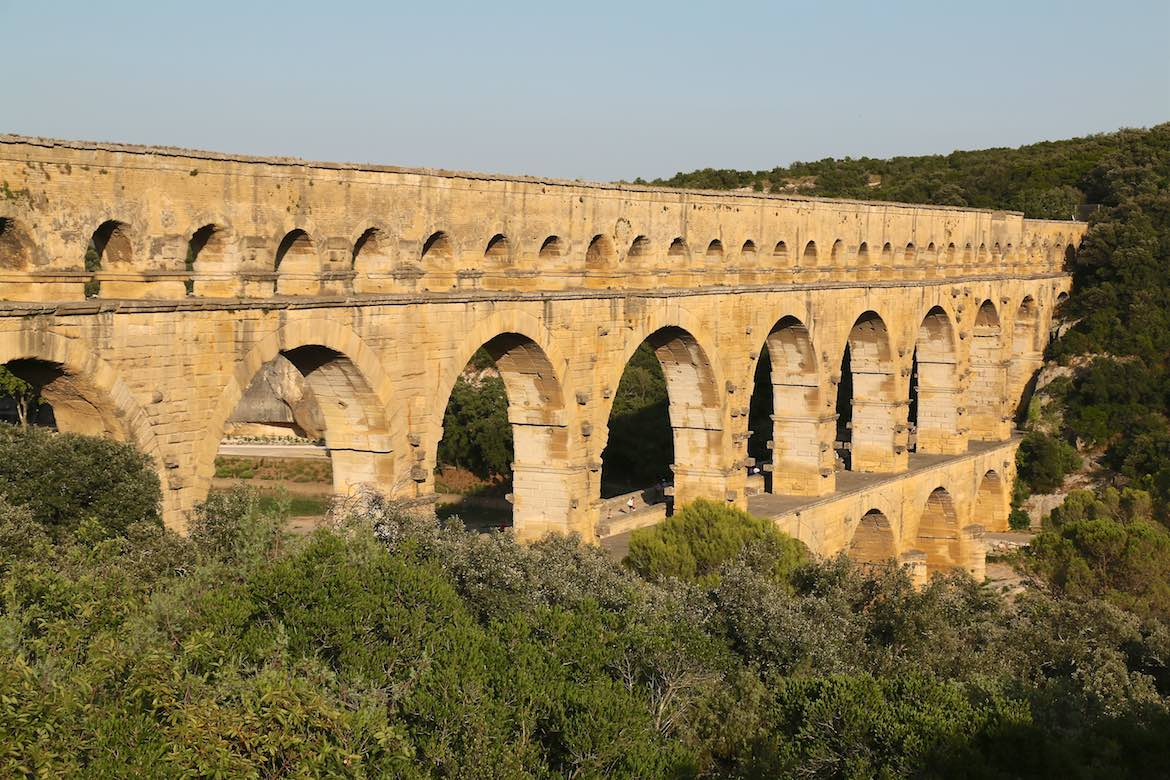 Beziers To Pont Du Gard Our Bumble