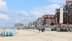 Dunkirk beach & promanade