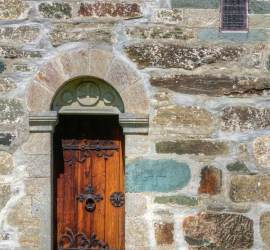 Church Door, Vik