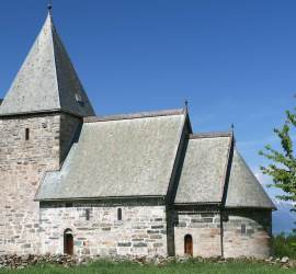 Stone Church, Vik