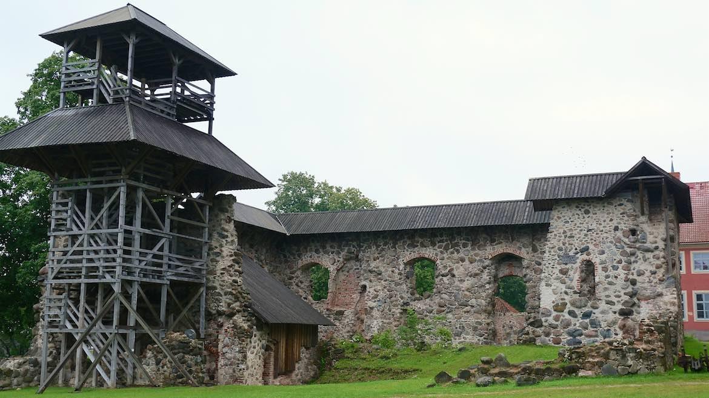 Limbazi Castle