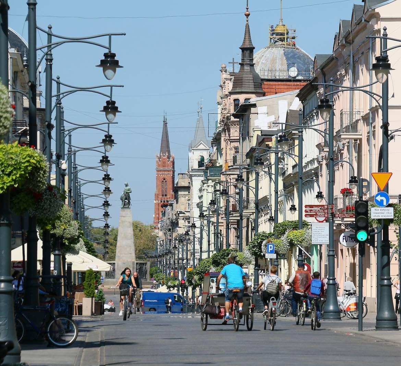 Piotrkowska Street