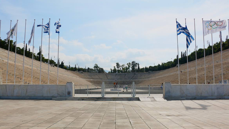Capital Greece since 1834