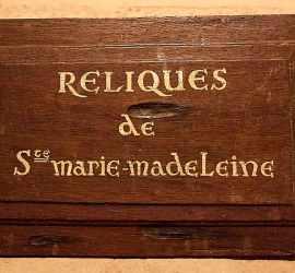 Mary Madeleine's Relic's