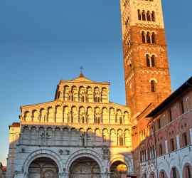 Motorhome Lucca