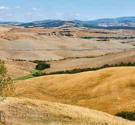 Motorhome Tuscany