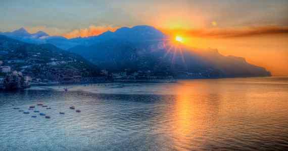 Amalfi Coast Motorhome