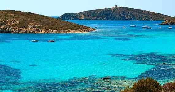 Sardinian Southern Coast