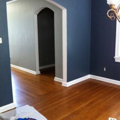 Colors For My Living Room Pictures Of Rooms With Dark Brown Couches A Week Painting   Our Bungalow Love