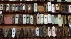 scutheon plates for interior doors