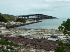 Derelict Bahia Honda Bridge, Florida Keys
