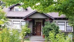Craftsman bungalow in Seattle