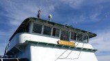 Bridge of Washington State ferry MV Kittitas