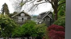 Seattle neighborhood view