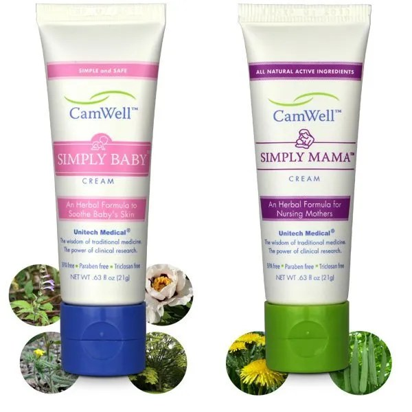 Skin care for mother and baby