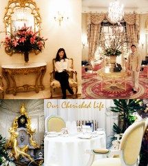 High Tea Ritz Ourcherishedlife