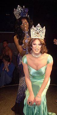 Sandi Castle – Miss Bounce 2007