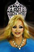 Alexis O'Hara - Miss Old Street 1999