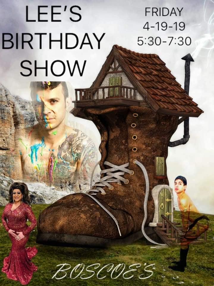 Show Ad   Boscoe's (Columbus, Ohio)   4/19/2019
